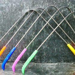 zungenreiniger mit plastikgriff verschiedene farben